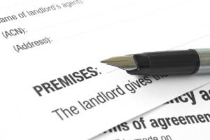 Premises signature on Liability Contract